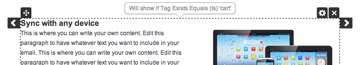 tag-conditional-content